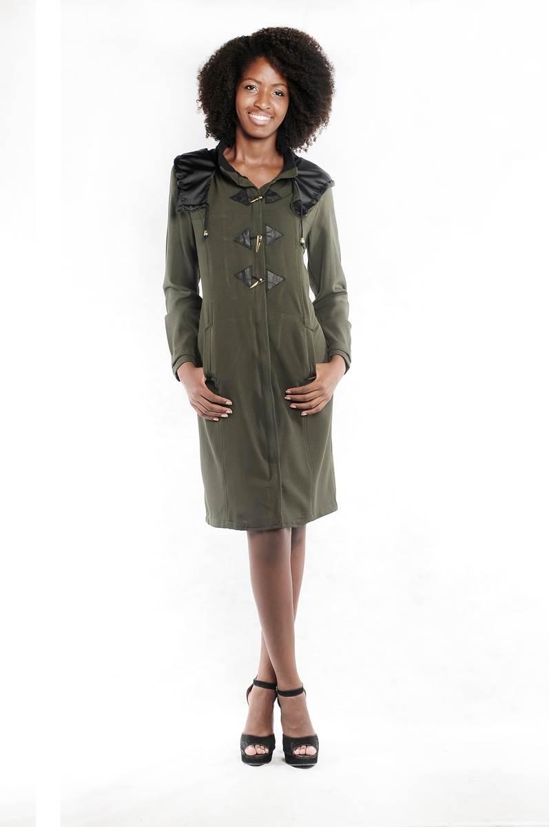 Vestido Sobretudo Kabene Fernanda 3135