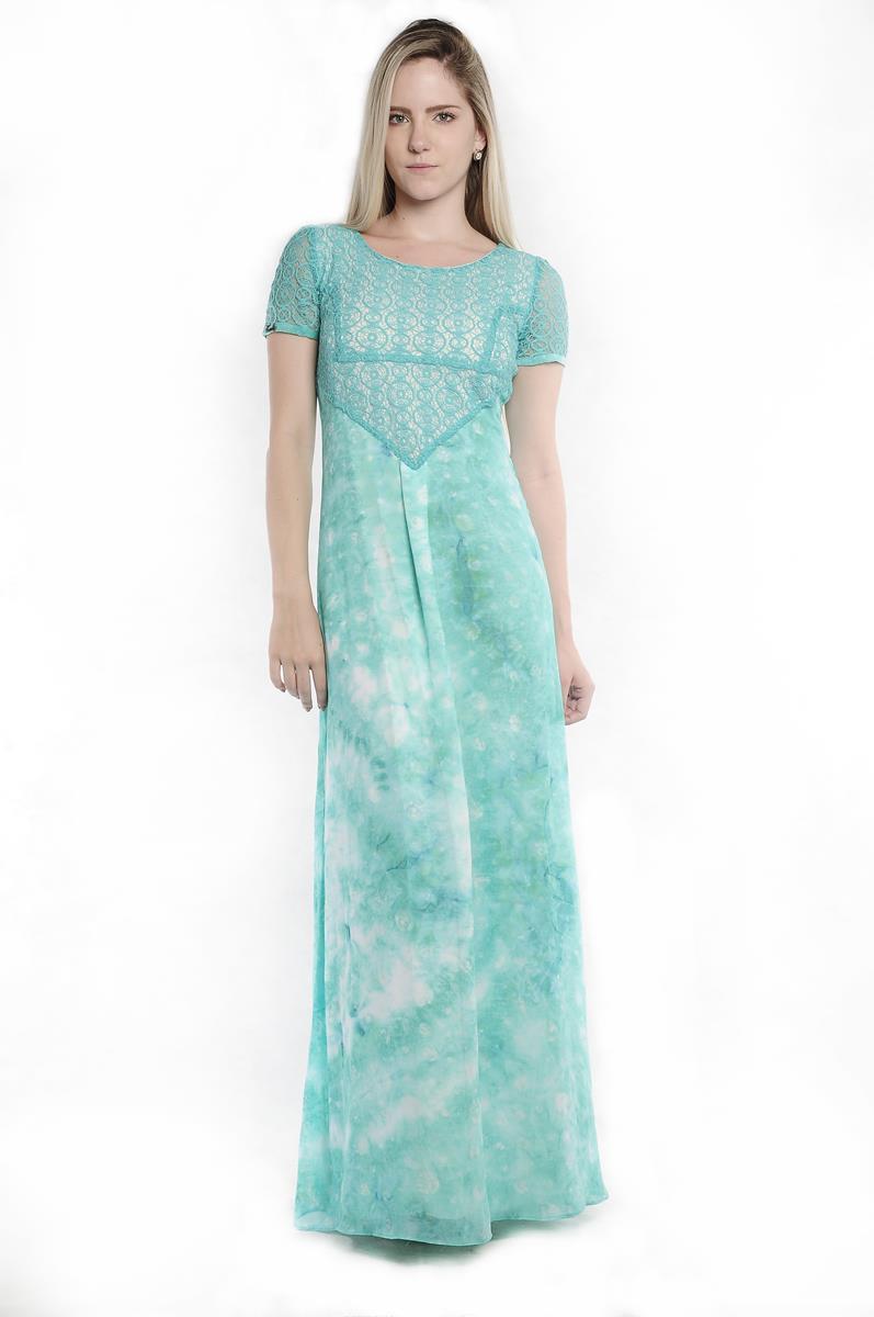 Vestido Kauly 1422 (COR AMARELO)
