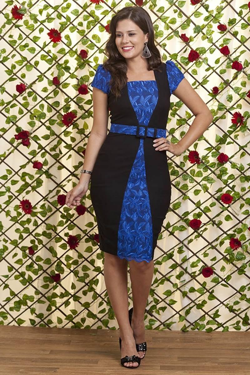 Vestido Bella Herança Protea 6206