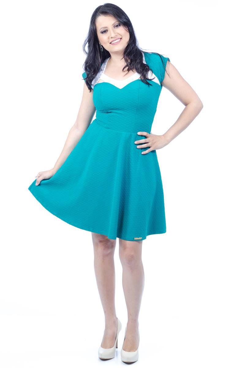 Vestido Mulata Café Green 2751