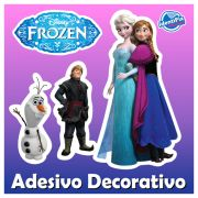 Kit Decorativo Quarto - Frozen