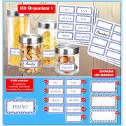 Kit Organizar 01