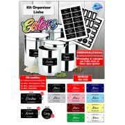 Kit Organizar Colors