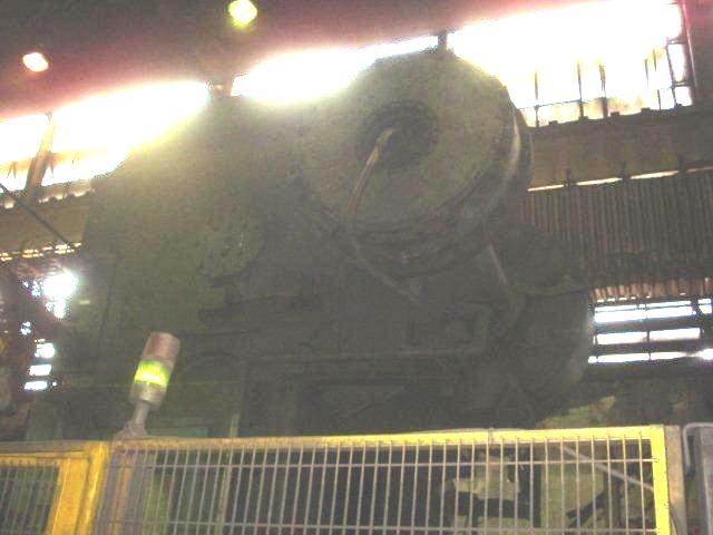 Prensa Exc. F. Fricção Krupp 800 Tf  - AEG Comercial