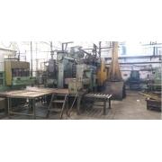 Horizontal Repressing Press Brand Smeral, model LKH 1200 S