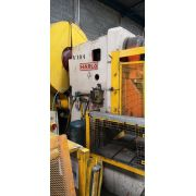 Prensa Exc Freio Fricção Harlo 80 ton