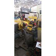1-Robô de solda marca Fanuc modelo Arc Mate 100 i Model B