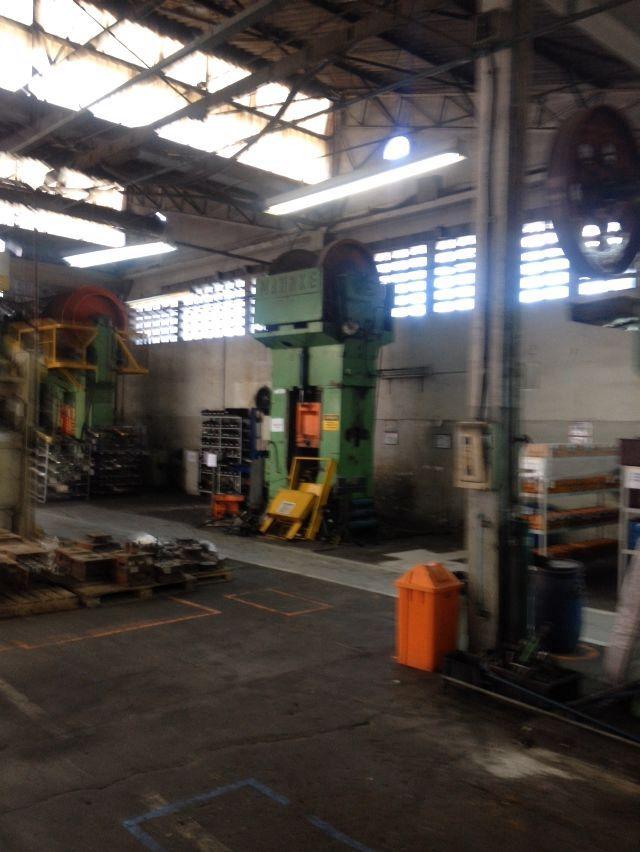 Prensa Mahnke de Fricção 400 ton  - AEG Comercial
