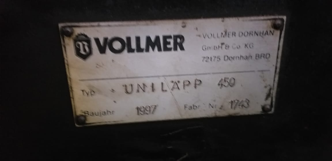 Afiadora de Serra de Disco marca Vollmer   - AEG Comercial