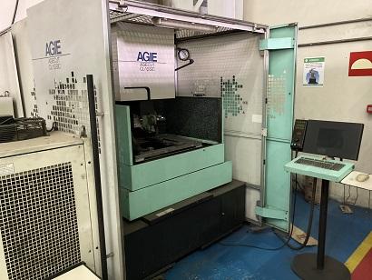 Eletroerosão a fio AGIE 900mm x 1100mm  - AEG Comercial