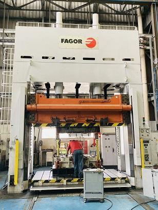 Prensa de Ajuste Fagor Ona Press 1000KN  - AEG Comercial