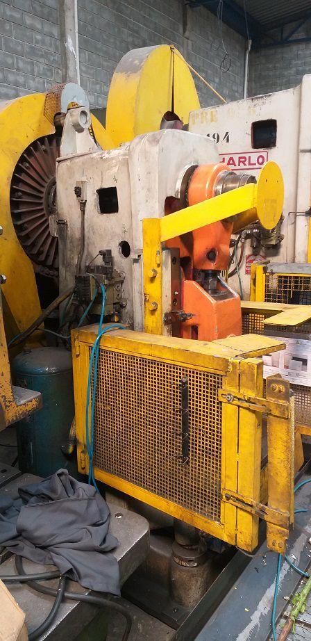 Prensa Exc F.F Harlo 40 ton  - AEG Comercial