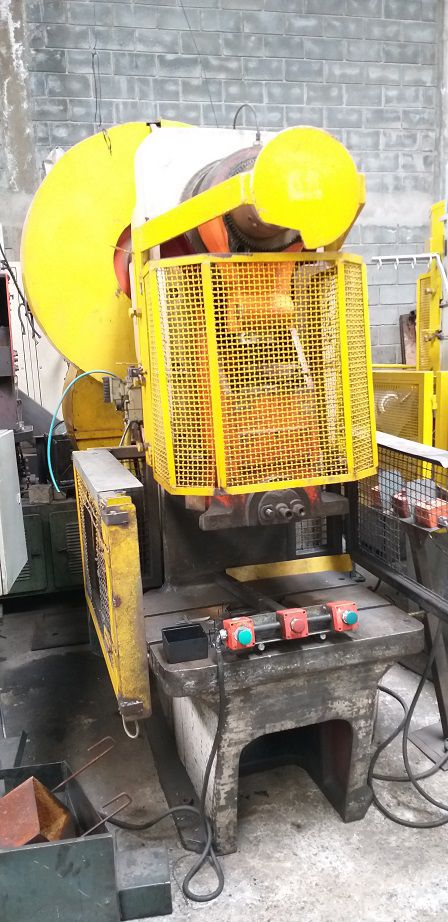 Prensa Exc Freio Fricção Harlo 80 ton  - AEG Comercial