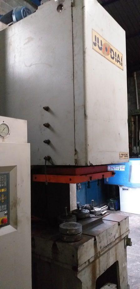 Prensa Exc Freio Fricção Jundiaí 160 ton  - AEG Comercial