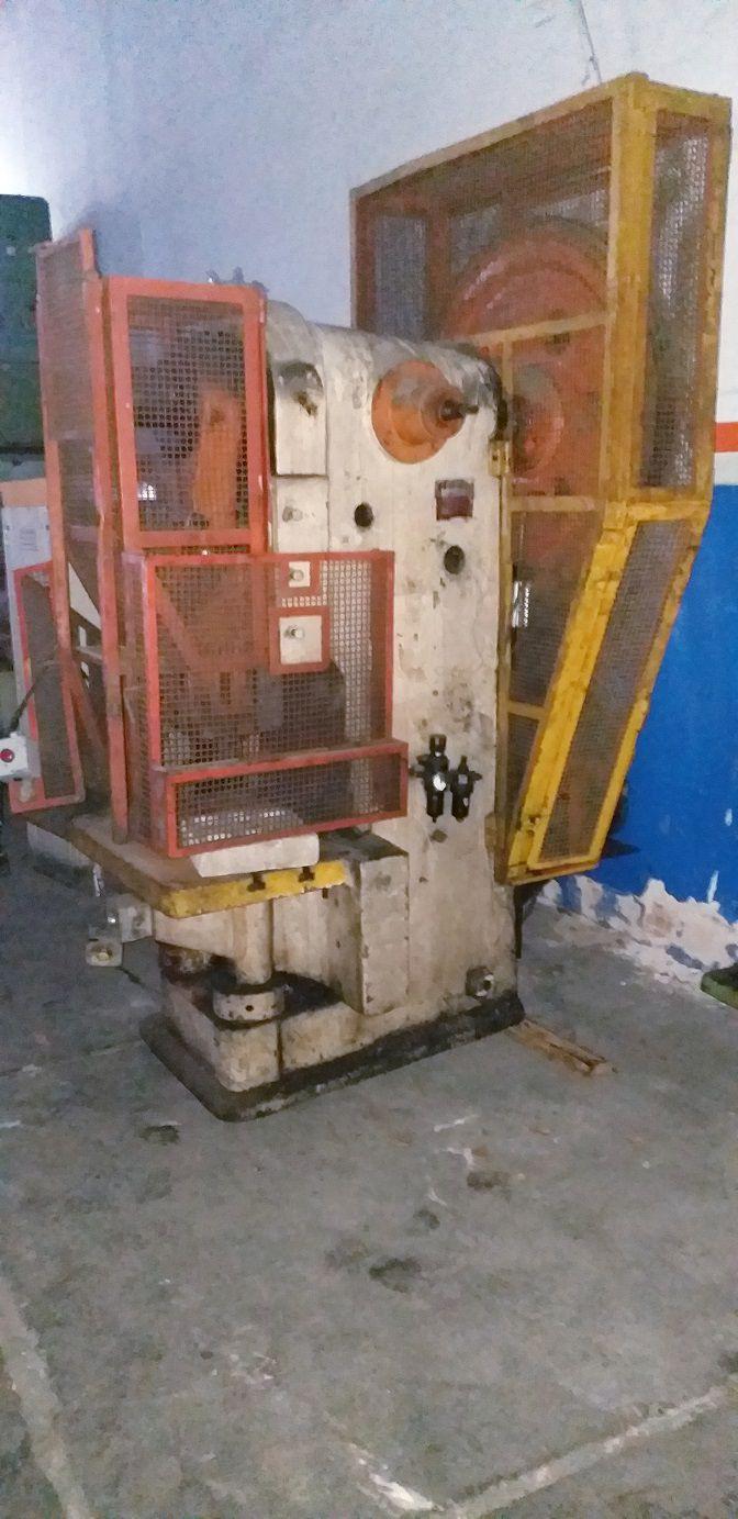Prensa Excêntrica  Harlo 65 ton  - AEG Comercial