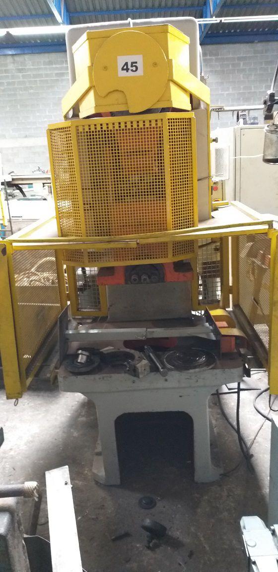 Prensa Excêntrica F.F Harlo 100 ton  - AEG Comercial