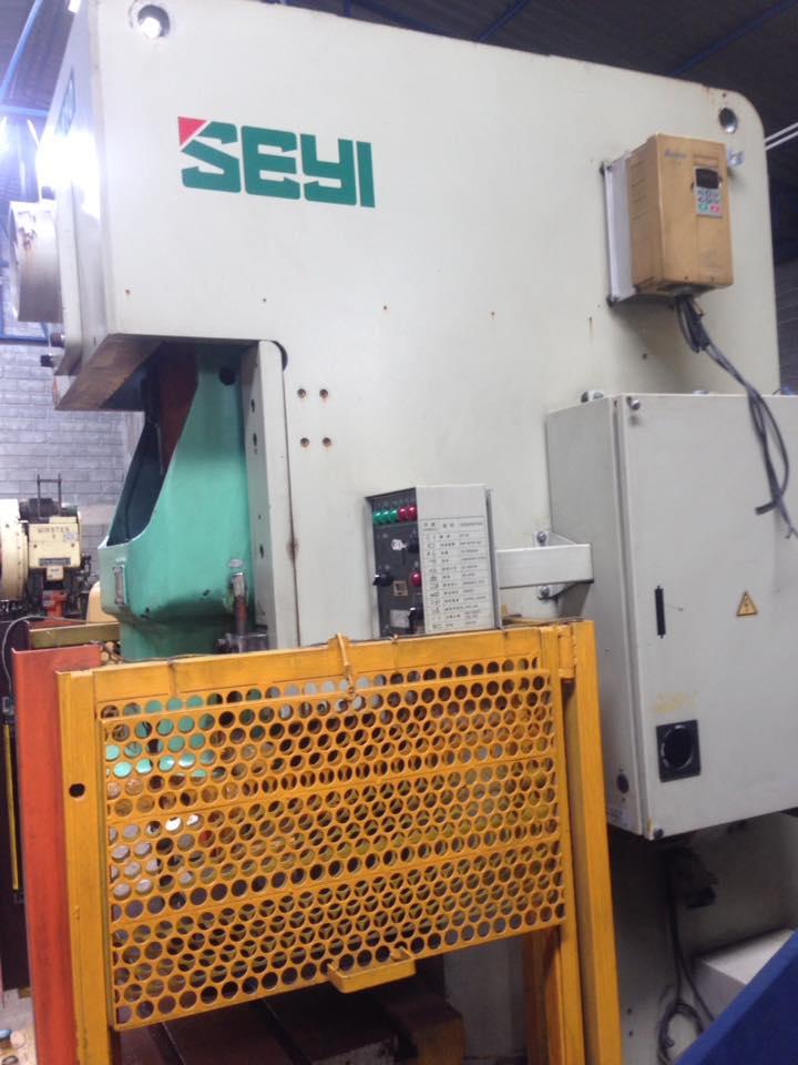 Prensa Freio Fricção SEYI 110 ton  - AEG Comercial