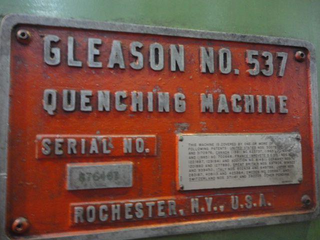 Prensa para temperar Coroas Gleason  - AEG Comercial