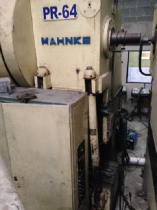 Prensa Rápida Mahnke 80 ton  - AEG Comercial