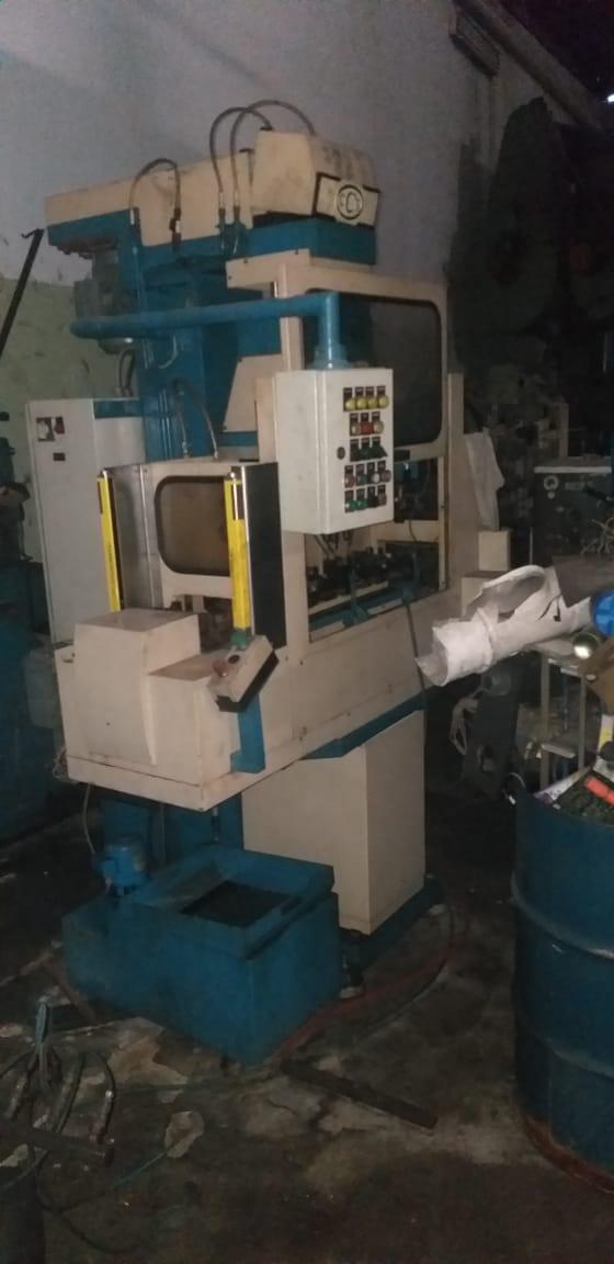 Rosqueadeira Múltipla CCS Modelo RM 208  - AEG Comercial