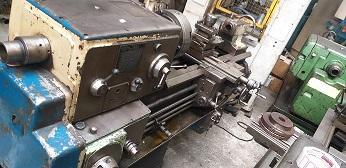 Torno Mecânico Imor 1200mm entre pontas #902  - AEG Comercial