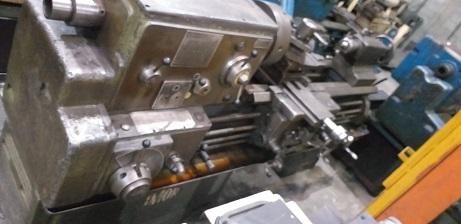 Torno Mecânico Imor MVI 1000mm #896  - AEG Comercial