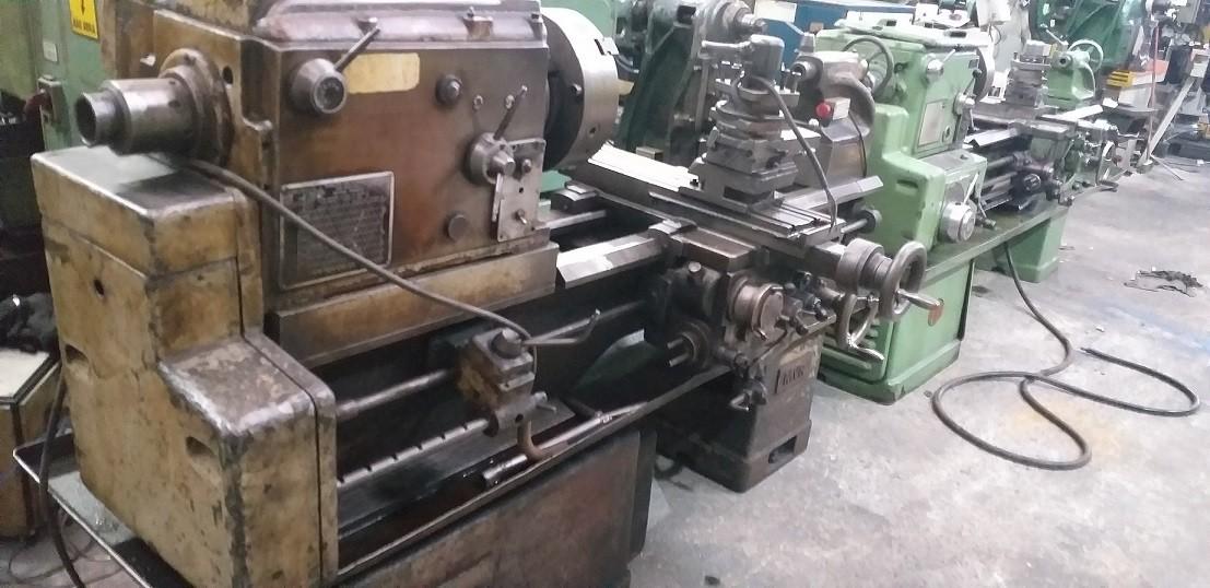 Torno Mecânico Imor MVR, 1000mm entre pontas  - AEG Comercial