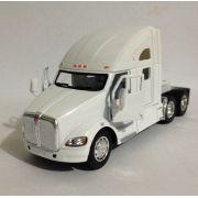 Caminhão Kenworth T7000 Branco- Escala 1:32