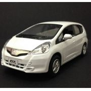 Honda Fit Branco - Escala 1:32