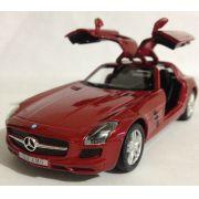 Mercedes-Benz AMG GT Vinho - Escala 1:32