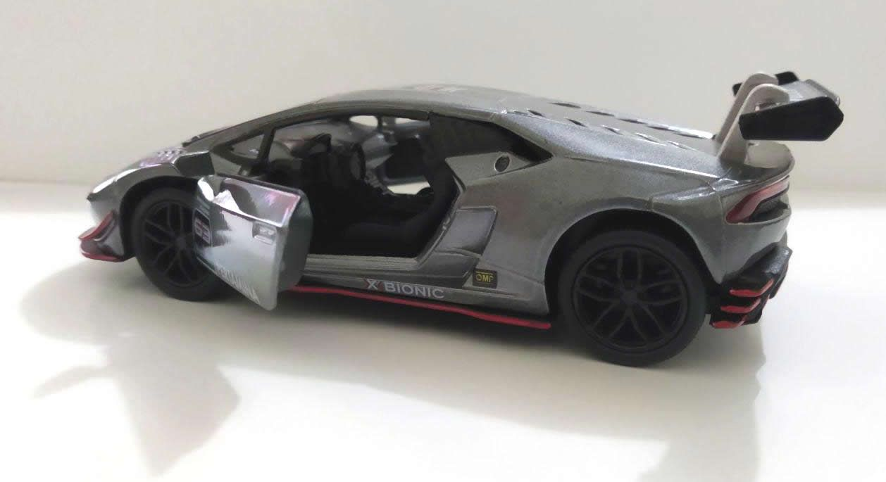 Lamborghini Huracan - Escala 1:32