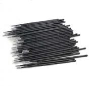 100 Pincéis Microbrush para Remoção de Cílios - Ponta Larga