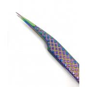 Pinça Tudobuni Multicolor - Leve Curvatura