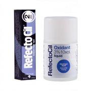 Tinta Preta Azulada + Oxidante - Refectocil