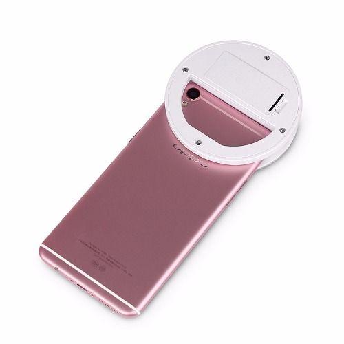 Luz de Led para Selfie Celular - Cores Diversas