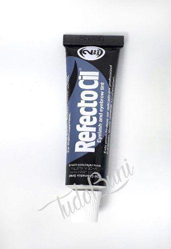 Lash Lifiting+tintura Preta Azulada+oxidante-refectocil