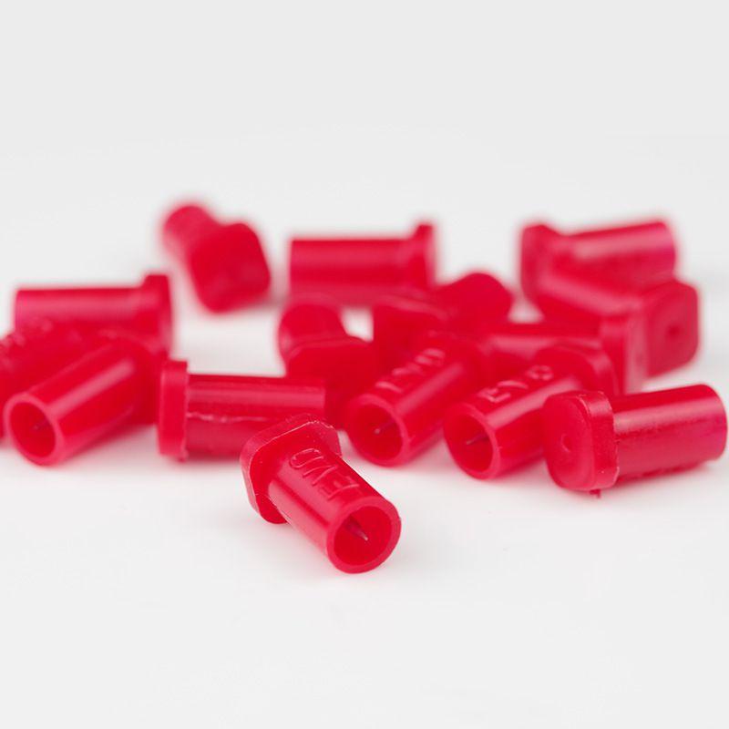Agulha Anti Entupimento De Cola Para Extensão De Cílios- 5un