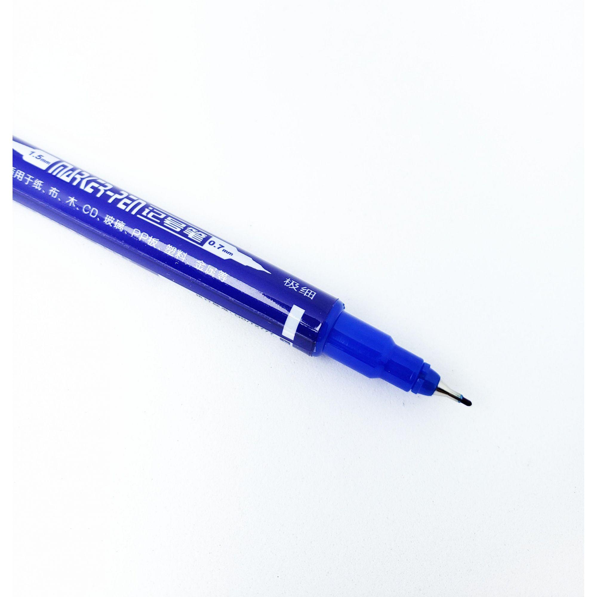 Caneta Marcadora para Mapping - Azul