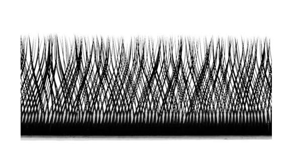 Cílios TudoBuni em Y - 0.07 Mix