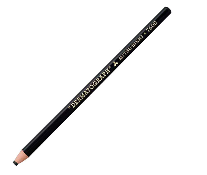 Lápis Dermatográfico - Mitsubishi 7600