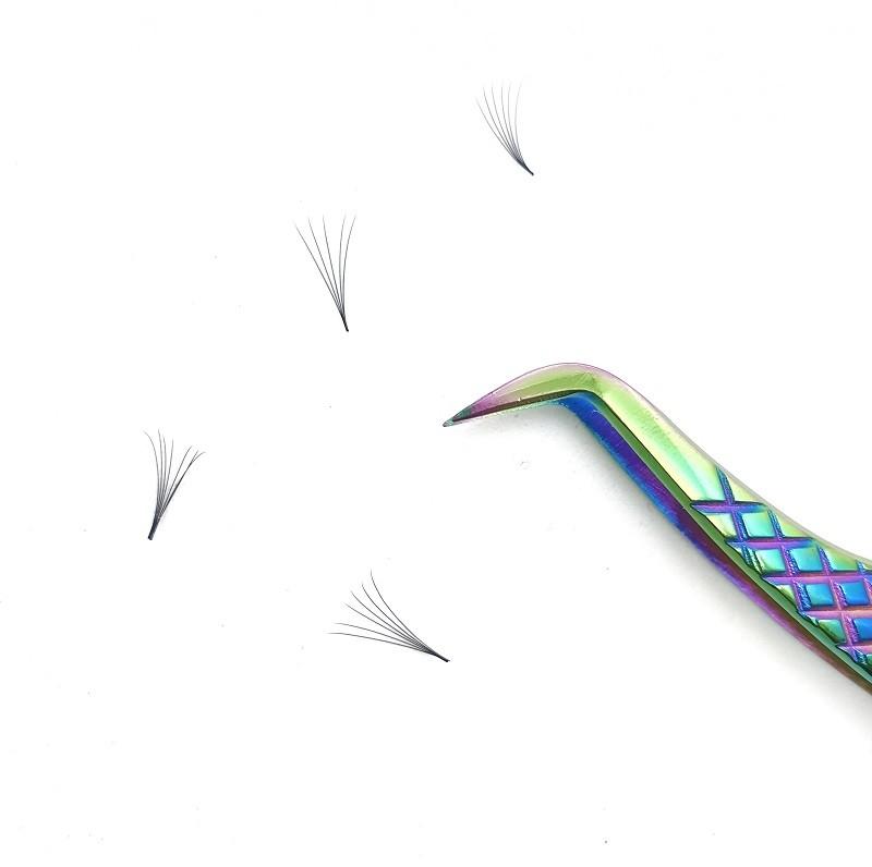 Pinça TudoBuni Multicolor - Volume Bico de Pato