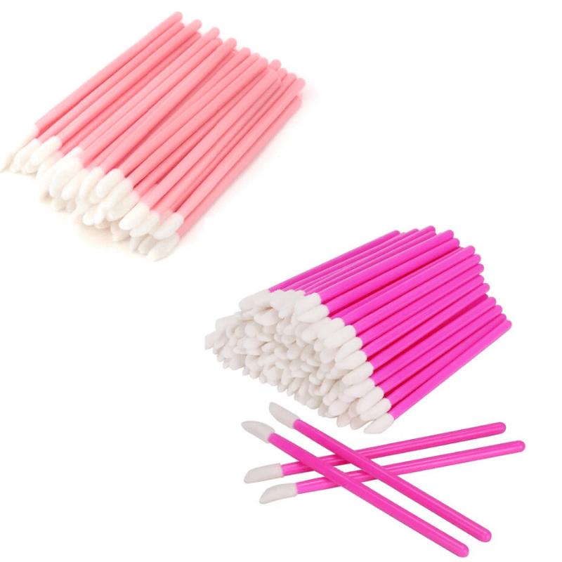 Pincéis Descartáveis para Higienização dos Cílios  - 50un