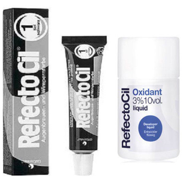 Tinta Preta + Oxidante - Refectocil
