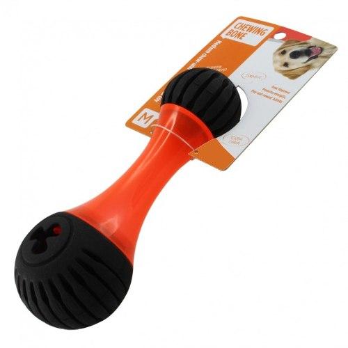 Brinquedo Pet De Mastigação Solta Ração Dental Toy P/ Cães