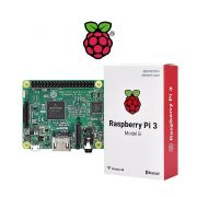 Raspberry PI 3 model B Quad Core 1.2GHz 1GB 64bit HDMI 4xUSB Bluetooth Wi Fi