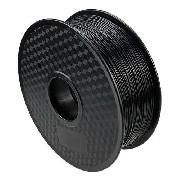 Filamento Abs Preto Versamídia 3d Premium ( Black Spool)