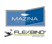 Papel Fotográfico  MAZINA  FLEXBIND P/ Abertura 180° - Impressão Laser