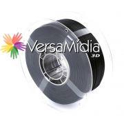 Filamento Pla Preto 1.75 0.03 Premium 1kg 333m Impressão 3d BOBINA RECARREGÁVEL
