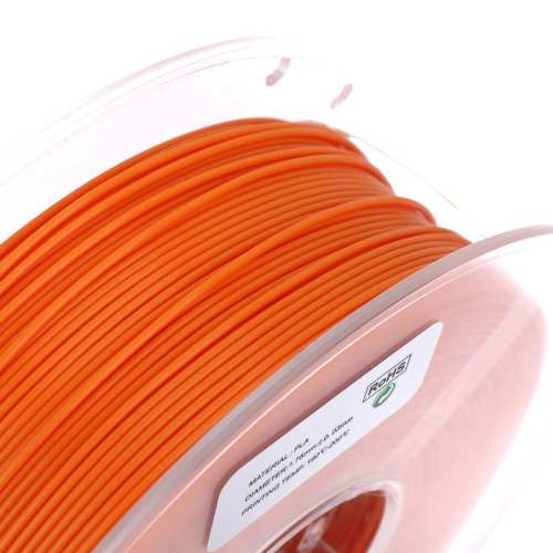 REFIL Filamento Pla Versamídia 3d  Laranja Orange
