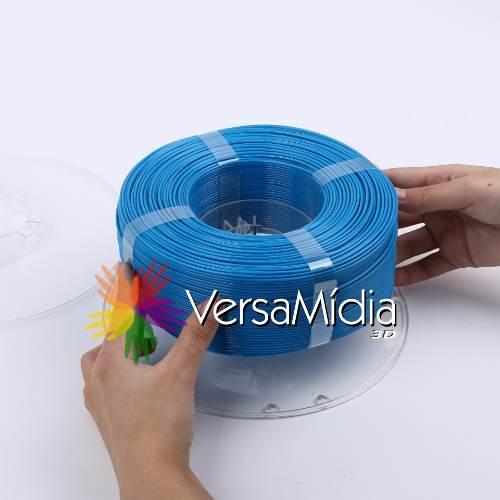 REFIL Filamento Pla Versamídia 3d  Vermelho